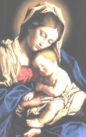 message from mother mary heal your inner wounded child in my