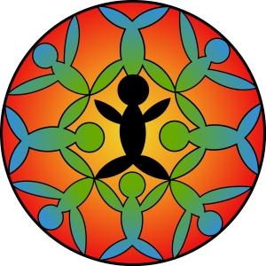 SoulFullHeart Mandala designed by Christopher Tydeman