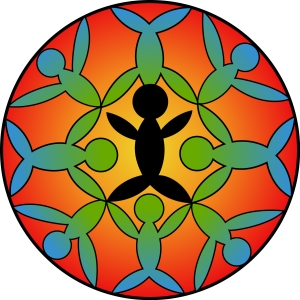 SoulFullHeart Mandala designed by Christopher Tydeman