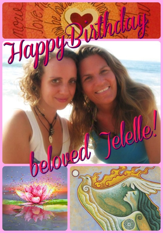 bday collage for Jelelle 2017