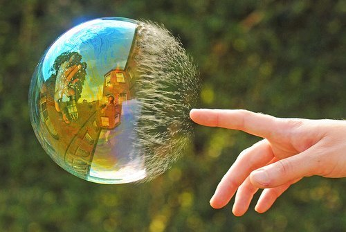 bubble-bursting