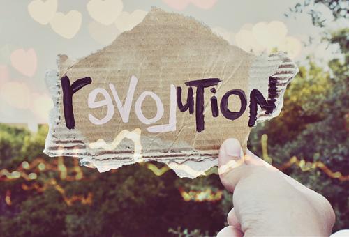 re-love-ution