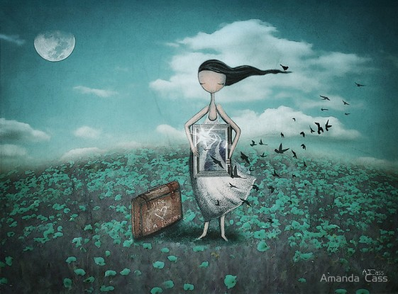 life is a journey by amanda cass