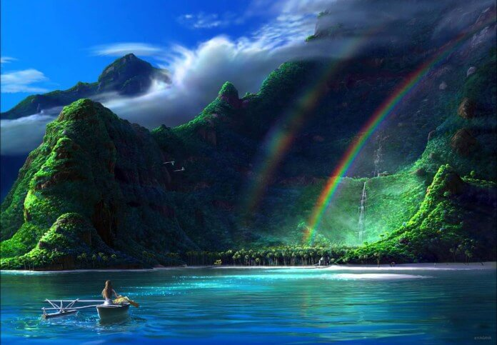 rainbow-land