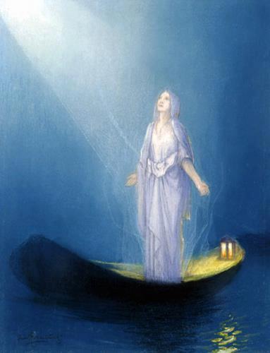 Divine Light by BARON ARILD ROSENKRANTZ