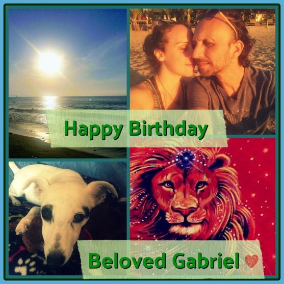 gabriel bday 2018