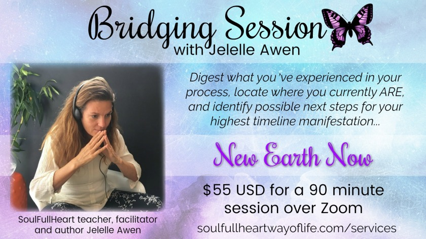 Bridging Session with Jelelle Awen color