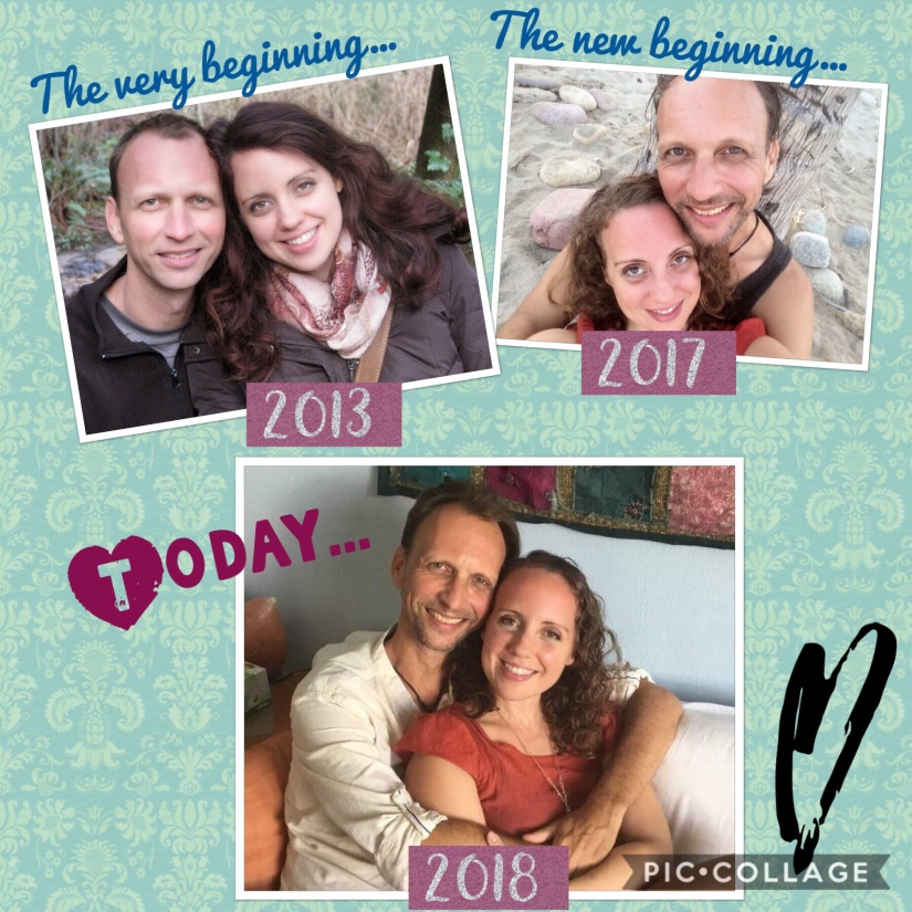 Our First 'Year': Celebrating A Year Of Sacred UnionRomance