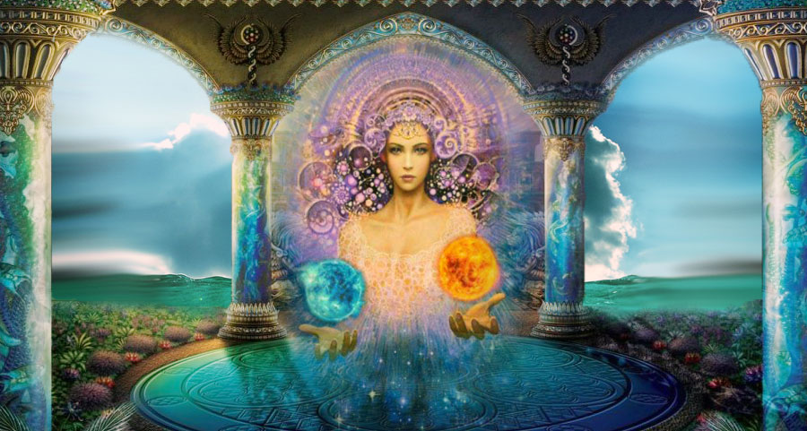 Accessing Your Lemurian/Atlantian Metasoul Aspects In The