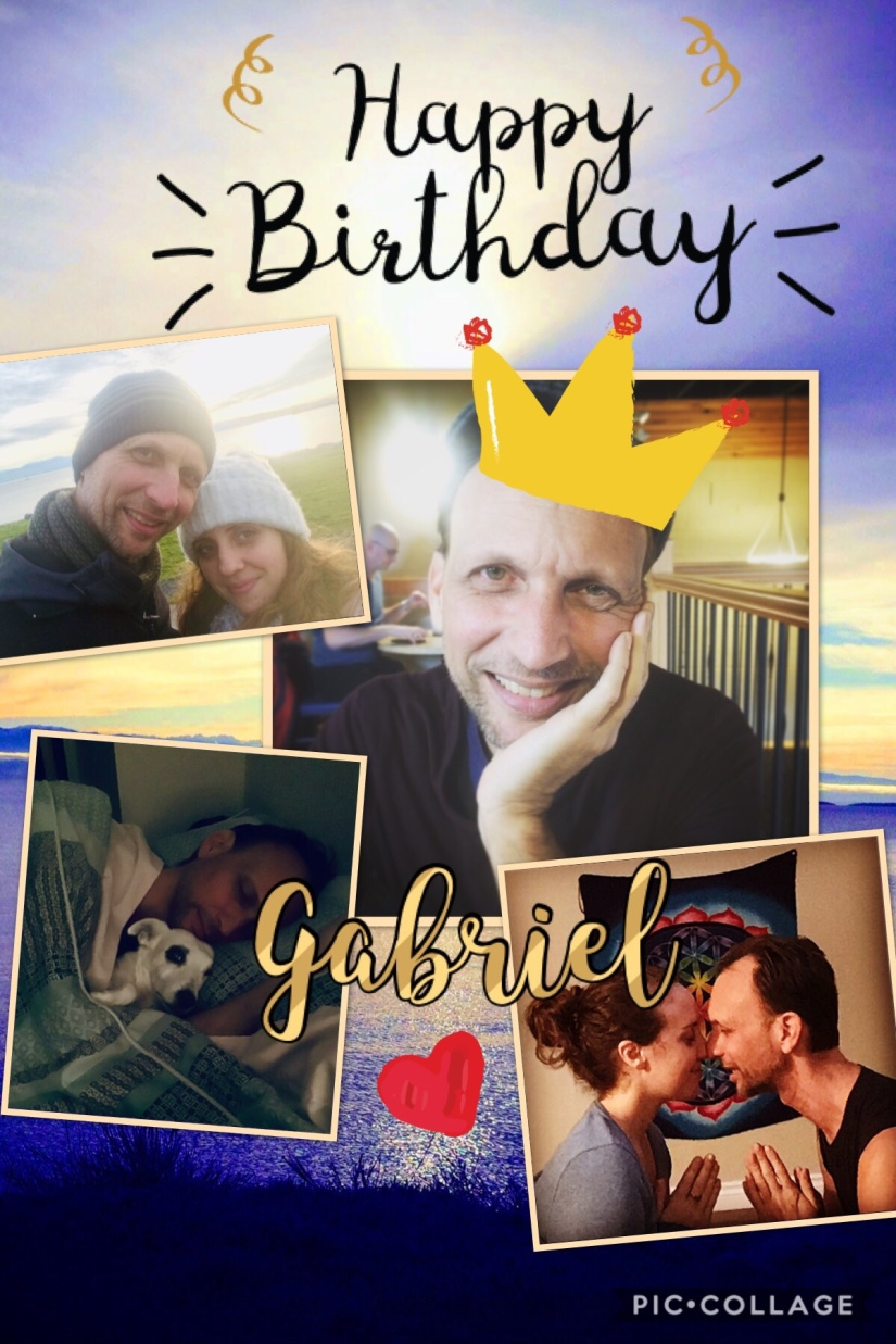 Gabriel: Rebirthing And Arising King Of Heart… HappyBirthday!