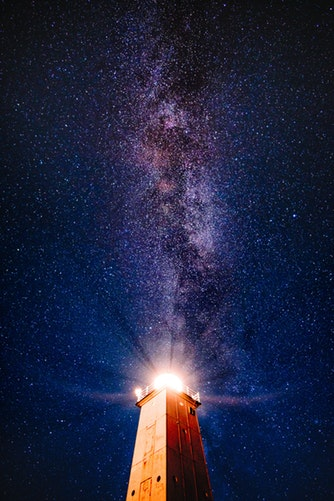 Following The Lighthouse Of OurLonging