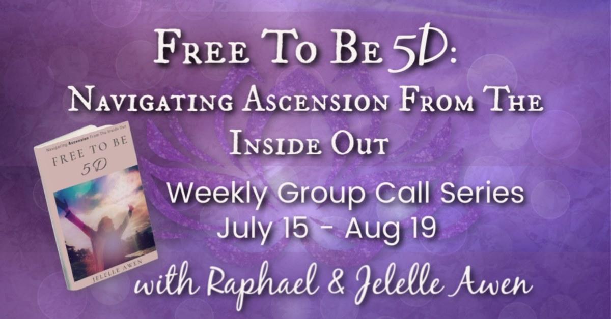 Livre para ser 5D Série de chamadas de livros e grupos A partir de 15 de julho! - Experiência SoulFullHeart 8
